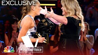 The Voice 2018 - Brynn Cartelli and Rayshun LaMarr (#UseYourVoice) Mp3