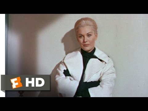 Vertigo (5/11) Movie CLIP - Wandering Together (1958) HD