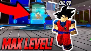 GETTING MAX LEVEL IN ANIME TYCOON SIMULATOR!! *REBIRTH* (Roblox)