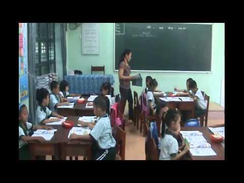 Mô hình Trường học mới - Tiểu học Hương Long - TP Huế