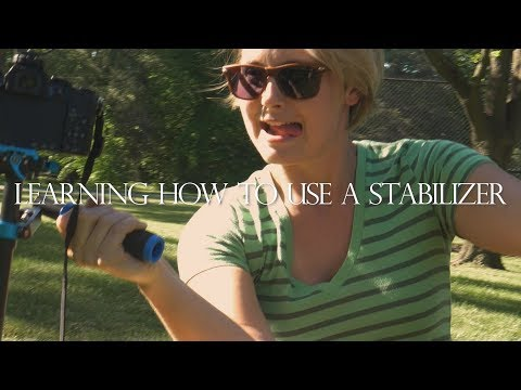 Tech pro teaches me how to STABILIZE