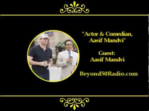 Actor & Comedian, Aasif Mandvi