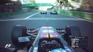 2017 Azerbaijan Grand Prix | Best Onboard Action