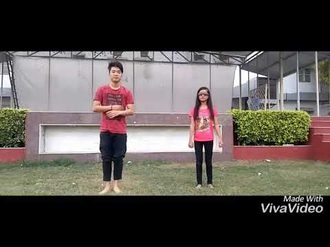 Abcd movie song sorry sorry dance by sanjeev and prachi