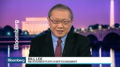 Slow Growth May Make Policy Mistakes Unlikely, Economist Lee Says