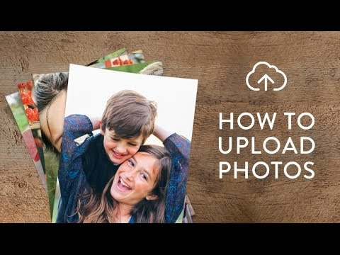 Uploading Photos And Creating Albums In Snapfish