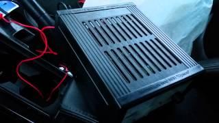 видео VW polo sedan / зарядил аккумулятор, проверяем плотность и под нагрузкой 200ампер