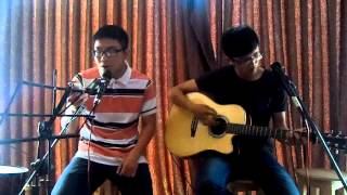 Two against the world (LK) - Acoustic cover by Khoa Anh