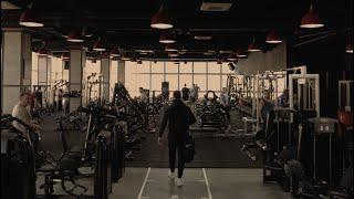 Промо видео для Персонального фитнес тренера в клубе 50 GYM | 4K