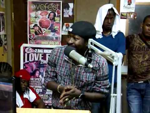 Blak Ryno Radio Interview with Hot 105.3FM, St. Lucia - TEAMDARKCIDE
