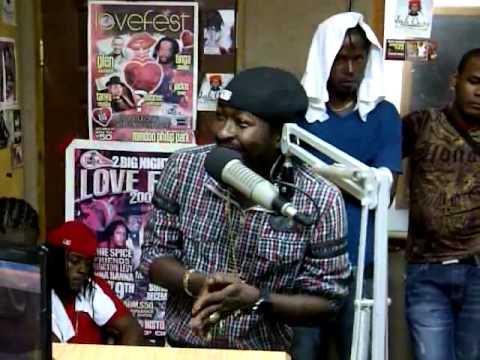 Blak Ryno Radio Interview with Hot 105.3FM, St. Lucia - TEAMDARKCIDE
