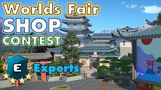 World's Fair Shop Contest 05: Expert Builders #PlanetCoaster