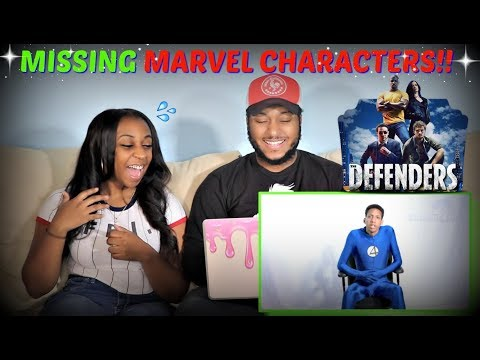 RDCworld1 'How Other Marvel Heroes Feel About Not Being In Avengers Endgame!' REACTION!!!