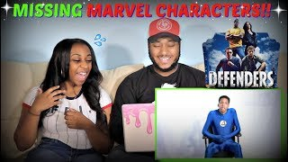 "RDCworld1 ""How Other Marvel Heroes Feel About Not Being In Avengers Endgame!"" REACTION!!!"