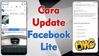 Cara Update Facebook Lite screenshot 2