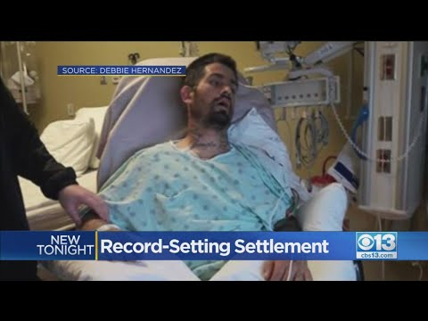 Multi-Million-Dollar Settlement For Man Beaten By Cops