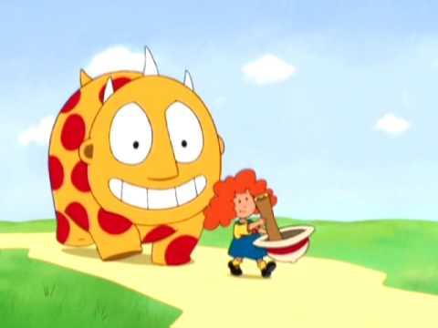 Maggie and the Ferocious Beast: Vol. 1-5 - DVD Trailer