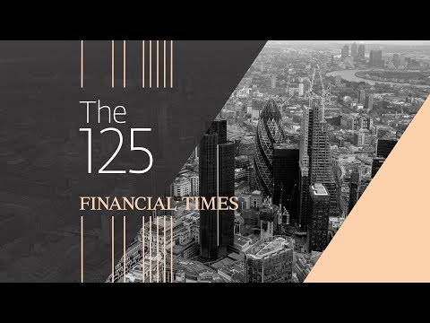 The 125 from the Financial Times