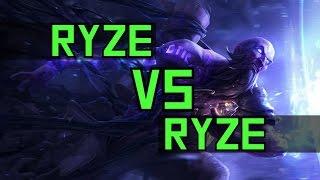 Ryze vs Ryze | Wie genau funktioniert das Update eigentlich? | League of Legends
