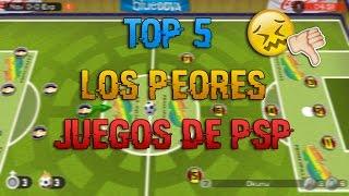 Los 5 peores juegos de PSP | luigi2498