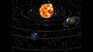 Blender: Solar System Animation
