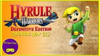 Hyrule Warriors (Switch): Adventure Map B12 -