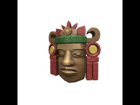 ROBLOX - How To Get Olmec Mask