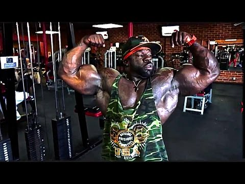 BACK WORKOUT - Kali Muscle + Thai + The Beast