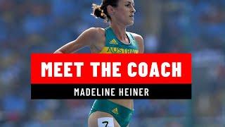 Meet Run2PB Coach: Madeline Hills (Olympian)