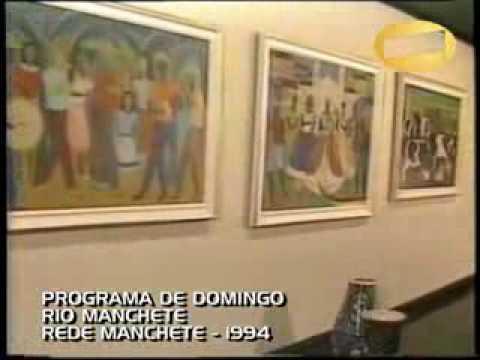 PROGRAMA DE DOMINGO ABERTURA REDE MANCHETE 1994