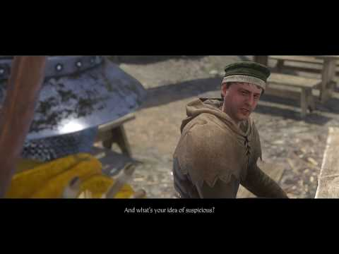 Kingdom Come: Deliverance. If You Can't Beat 'Em (Finding Sassau Crimps) - Full Quest - Gameplay