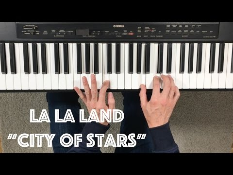 "Cómo tocar ""City of stars"" [La La Land] - Tutorial y partitura"