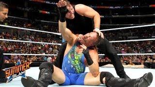 Dean Ambrose vs. Rob Van Dam - United States Championship Match: SummerSlam 2013 Kickoff