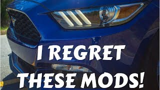 Mods V6 Mustang owners should AVOID doing to their car