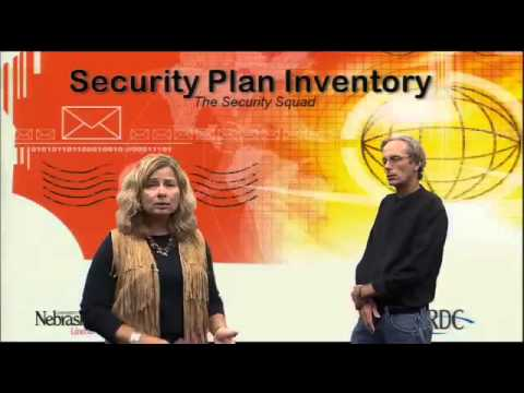 Small Business Inventory of equipment and software - Security Squad