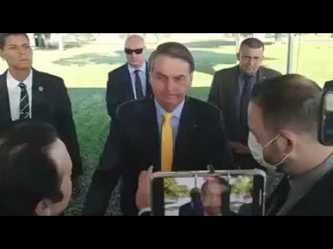 Farroupilha VÍDEO: Fabiano Feltrin tem encontro com Jair Bolsonaro e o convida para visitar a serra.