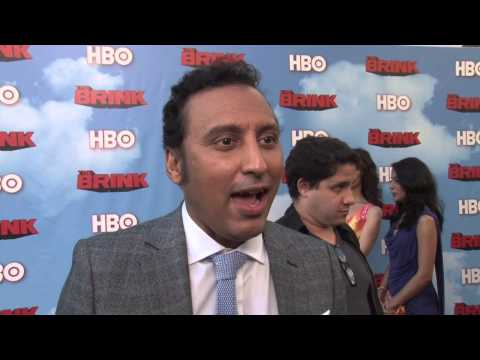 The Brink: Aasif Mandvi Exclusive Premiere Interview
