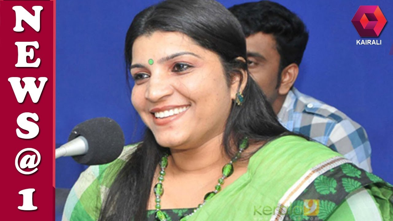 A Senior Leader's Son Has Involved in Solar Case: Saritha Nair