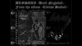BLODARV -until nightfall-