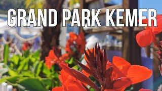 Grand Park Kemer обзор самого тусовочного отеля в Турции Май 2021