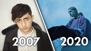 How Porter Robinson's Music Has Changed Over Time (2007 - 2020)