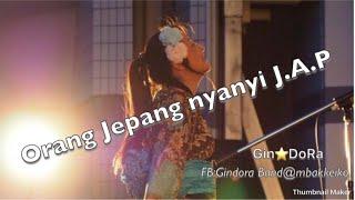 Orang Jepang nyanyi J.A.P. Sheila on 7💕 World Gourmet & Music Festa 2016