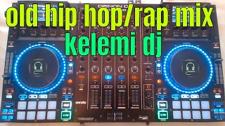 Old School Hip Hop/Rap Music Classics ( Live Mix ) Vol.1 Kelemi Dj 🎧
