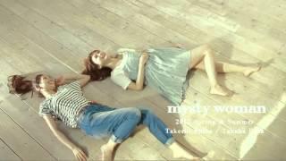 武智 志穂 & 田中 里奈 × mysty woman 2012S/S MOVIE