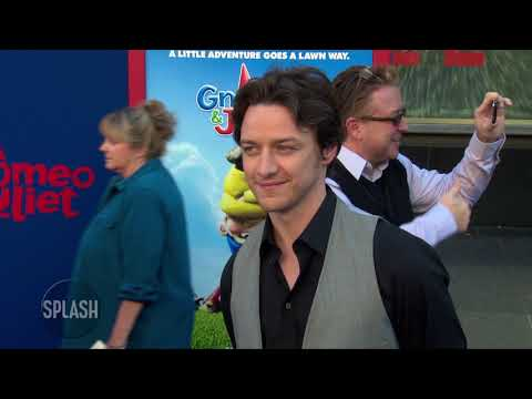 James McAvoy didn't realise 'Split' was a sequel | Daily Celebrity News | Splash TV