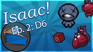 How to unlock the D6 - The Binding of Isaac Afterbirth Ep2