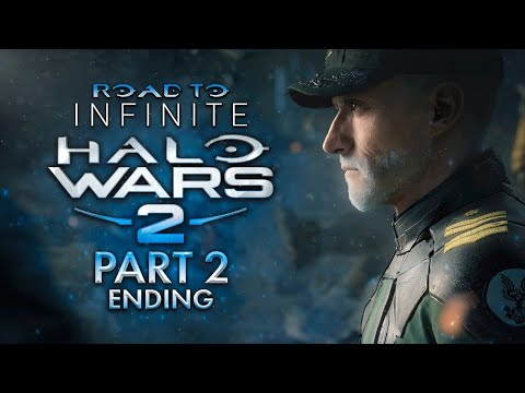 Road To Halo Infinite | Halo Wars 2 - Full Playthrough - #2 ENDING