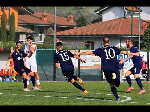 Scanzorosciate-Virtus Ciserano Bergamo 0-1, 7° giornata di ritorno Serie D girone B 2020-2021