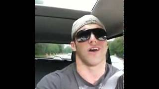 Zack Ryder Sings His Own Theme!!!