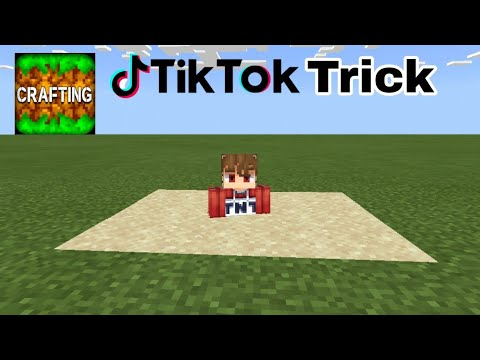 I Try TikTok Trick in Crafting and Building #132